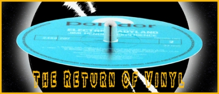 Vinyl blog